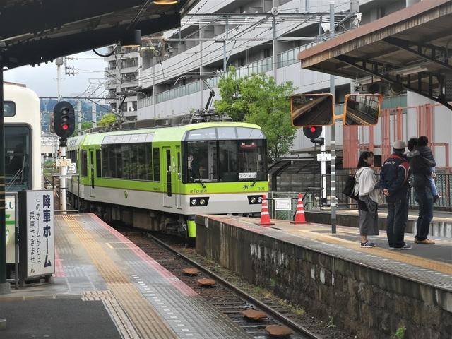 京阪特急「プレミアムカー」と展望列車「きらら」の旅