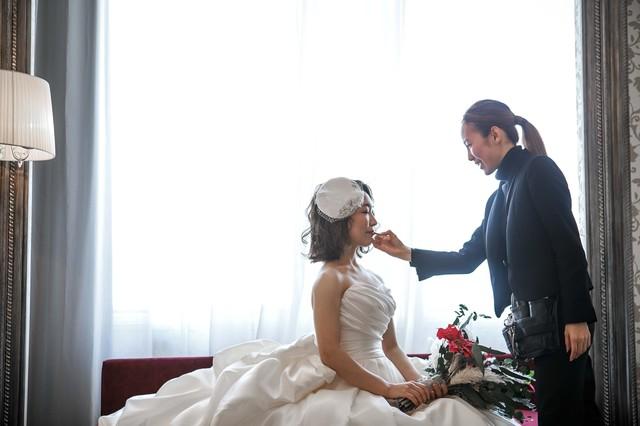 前撮りプラン「春夏秋冬」 すべてにこだわった大人花嫁のための上質フォトプラン